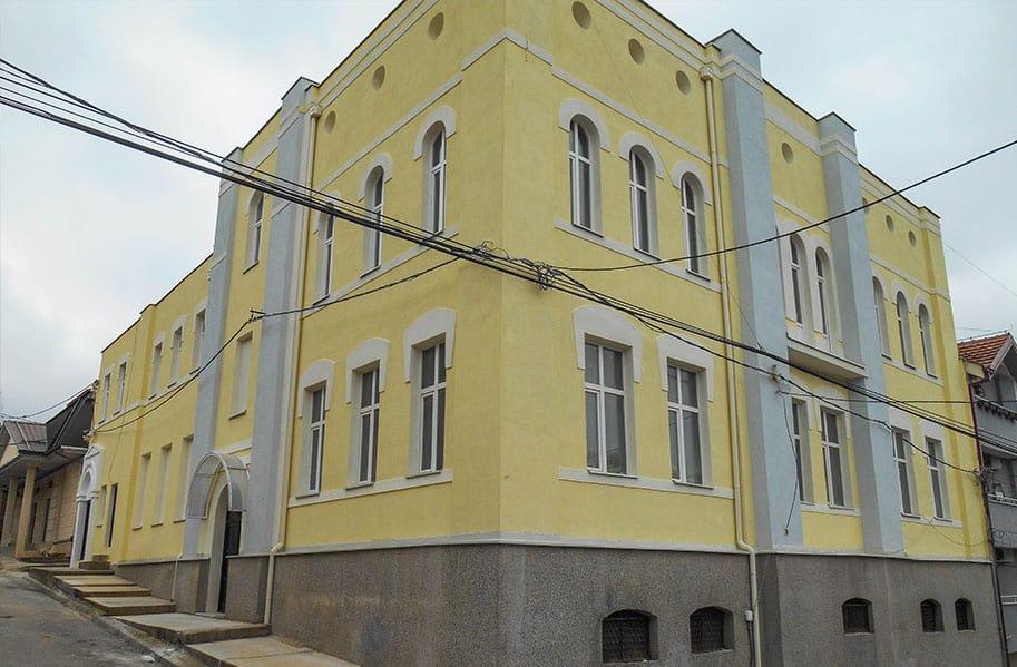 НУ Завод за заштита на спомениците на културата и Музеј Струмица
