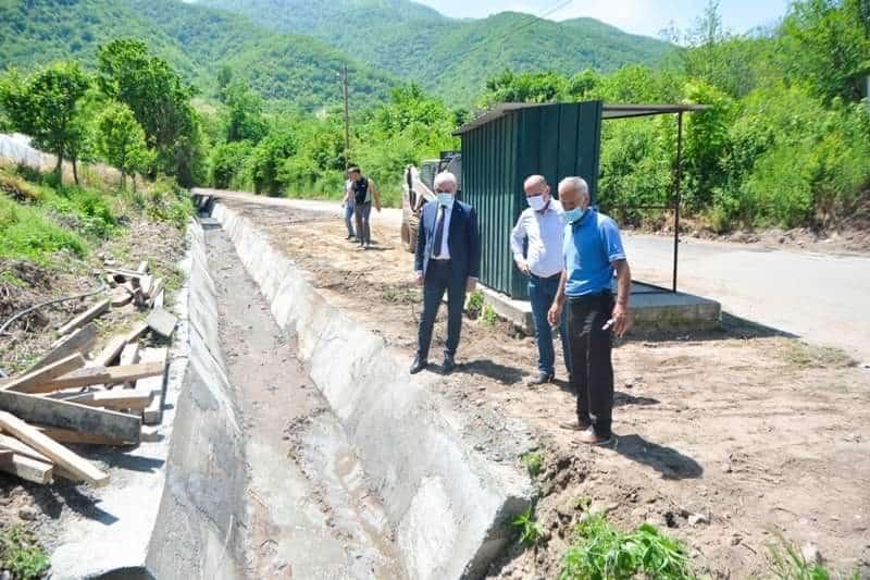 Заврши изградбата на атмосферскиот канал во Габрово