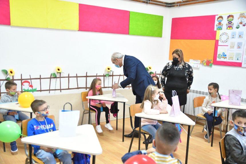 Започна новата учебна година во основните и средните општински училишта