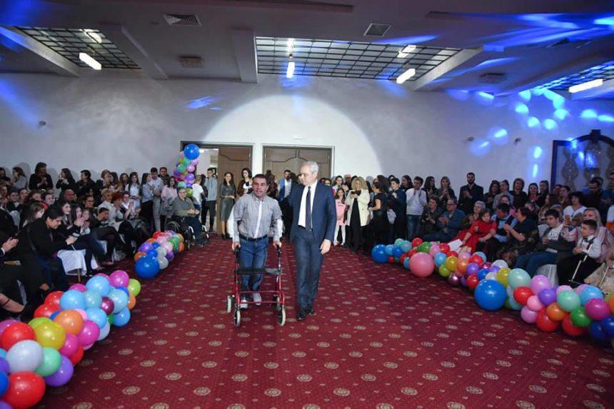 Порака од градоначалникот Коста Јаневски по повод Меѓународниот ден на лицата со попреченост