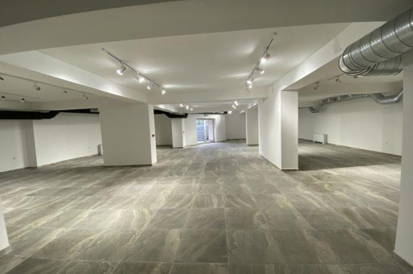 Заврши изградбата на Уметничката галерија