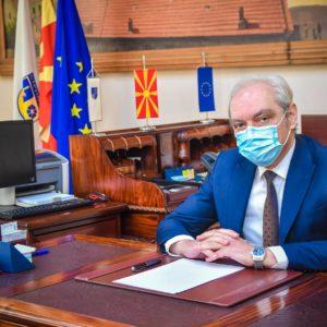 Честитка од градоначалникот Коста Јаневски по повод празникот Водици