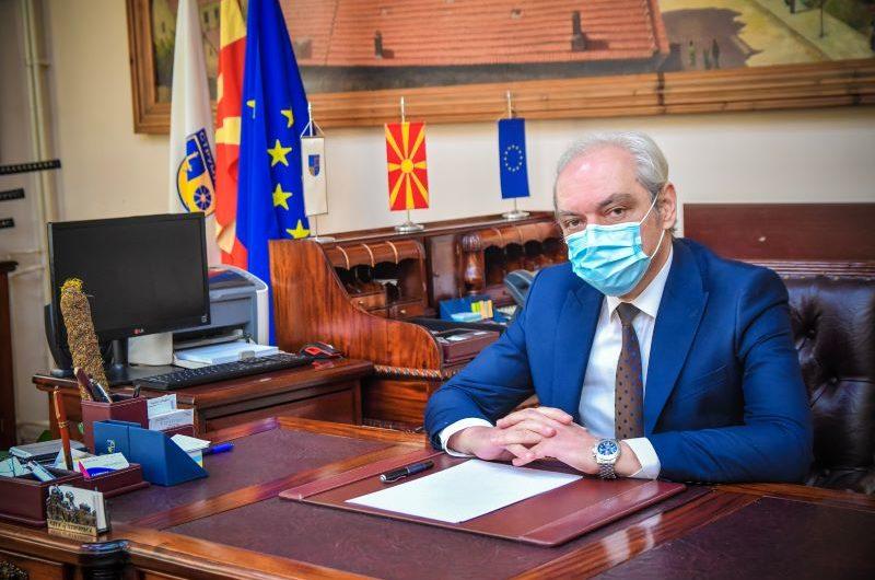 Честитка од градоначалникот Коста Јаневски по повод Светскиот ден на здравјето