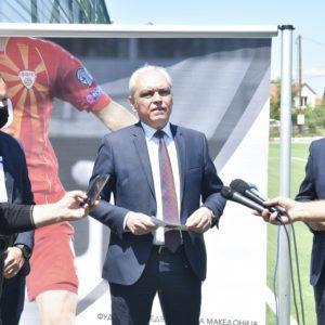 Струмица доби уште едно фудбалско игралиште со вештачка трева