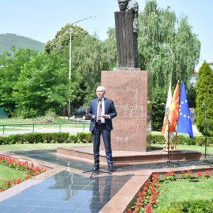 Јаневски: За претседателот Трајковски заборав не смее да има