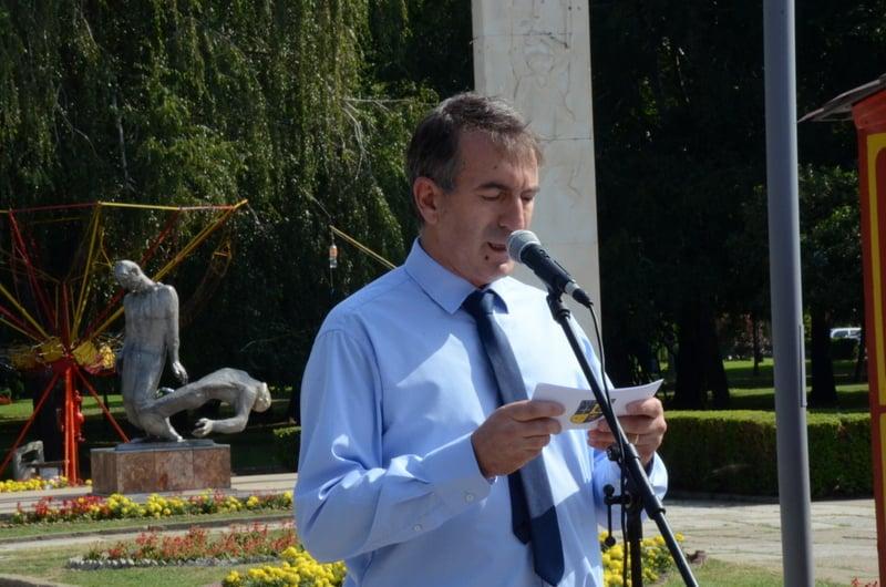 Општина Струмица денеска ја одбележа 77-годишнината од убиството на Благој Јанков – Мучето