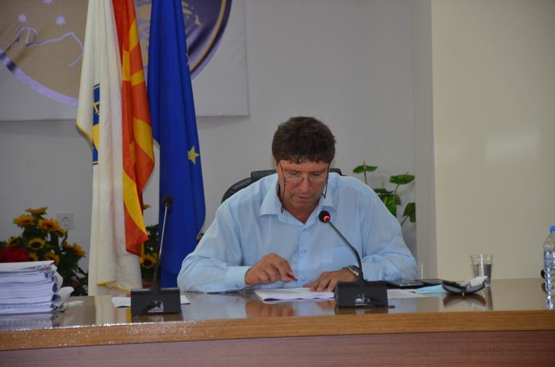 Советот на општина Струмица ја одржа 50-та седница