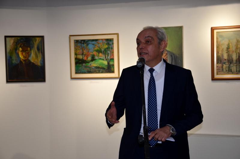 Градоначалникот Јаневски ја отвори новата Градска уметничка галерија